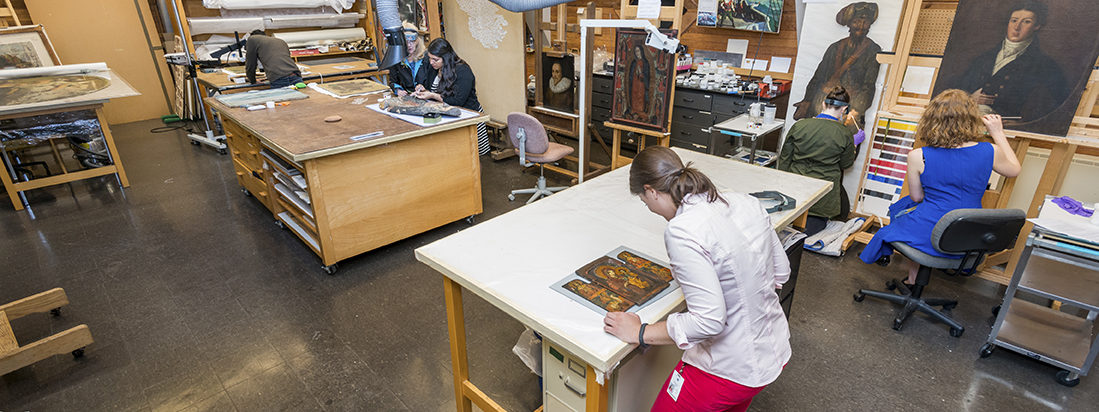Winterthur / UD Program in Art Conservation (WUDPAC) program