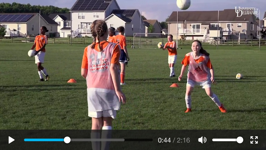 Athletic Training Video