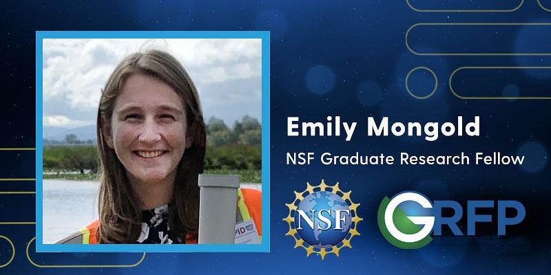 Emily MongoldNSF Graduate Research Fellow